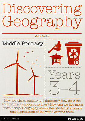 £49.43 • Buy Discovering Geography Middle Primary Teacher Resource Book - Education Book