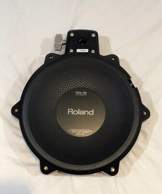 AU207.67 • Buy Roland PDX-100 Mesh Head Snare Tom Pad