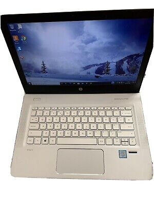 HP Envy 13.3 I7 Laptop. Screen Faulty Occassionally. Comes With Charger • 100£