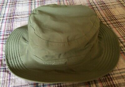 PETER STORM Unisex Mini River Ranger Hat Army Green 11-13 Years • 1.99£