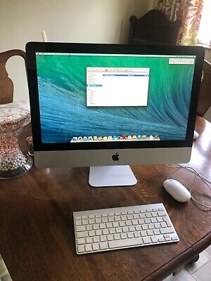Apple IMac 21.5 Late 2009 3.06 3.06GHz 4GB Wireless Keyboard And Mouse (wire) • 65£