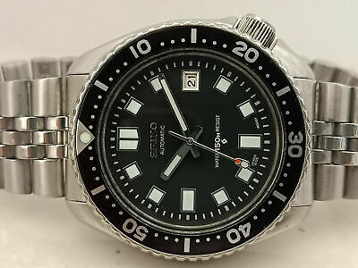 $ CDN44.10 • Buy Vintage Seiko Diver 6309-729a 6105 Apocalypes Mod Automatic Mens Watch 810055