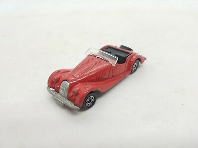 £11.99 • Buy Tomica 1977 Tomy Morgan Plus 8 Diecast Toy Model No.16 S=1/57 In Bright Red