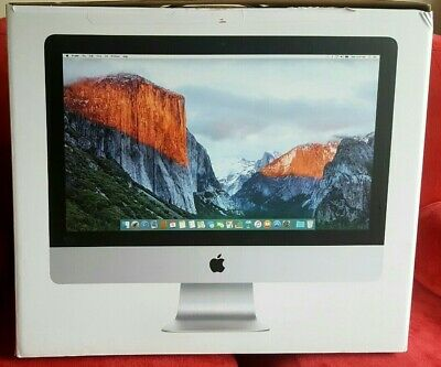 Imac 21.5 Inch A1418 Empty Box With Inserts • 24.90£