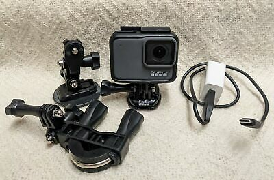 $ CDN251.77 • Buy Go Pro Hero 7 Silver Camcorder- Hd 4k- Pre-owned- Good Condition- W/ Charger