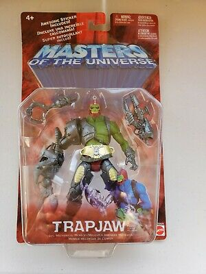 $45 • Buy MOTU,200X,TRAP JAW,Masters Of The Universe,MOC,Green Variant,Sealed,He Man