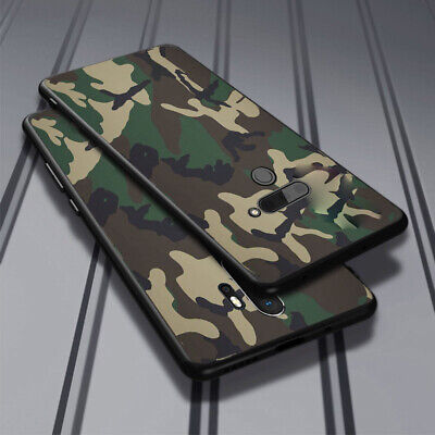 AU15.50 • Buy For LG V30 V30 Plus K50 LG Q60 Case Cover Military Camouflage Print