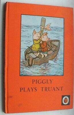 Ladybird Book,Piggly Plays Truant,2'6d,1967 Ed,Series 401 • 9.99£