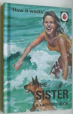 Ladybird Book,How It Works,The Sister,Humerous Book For Adults • 4.50£