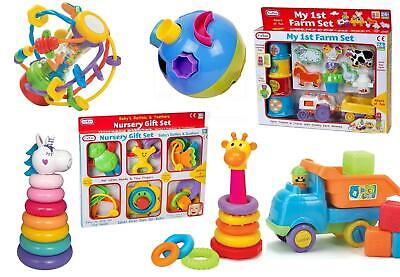 £8.69 • Buy Fun Time Baby Toddler Learning Toys Teether Sensory Educational Activity Toy