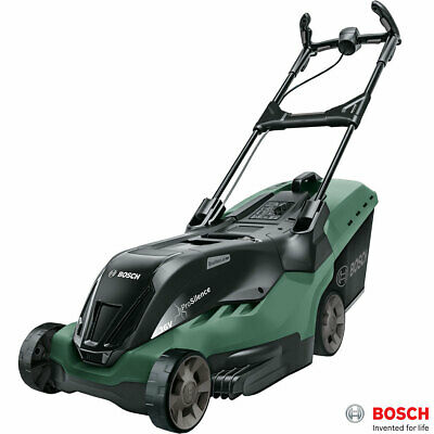 Bosch Advanced Rotak 36V Cordless 46cm Lawn Mower - 30% Quieter - Model 36-850 • 574.95£