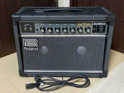 AU619.54 • Buy Roland JC-22 Jazz Chorus 30W Guitar Amplifier Used Tested Good