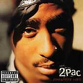 Greatest Hits [PA] By 2Pac (CD, Nov-1998, 2 Discs, Interscope (USA)) • 6.01£