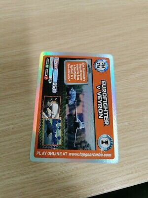 £10 • Buy Top Gear Turbo Challenge SUPER RARE TRADING CARDS 266/276