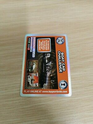 £10 • Buy Top Gear Turbo Challenge SUPER RARE TRADING CARDS 267/276