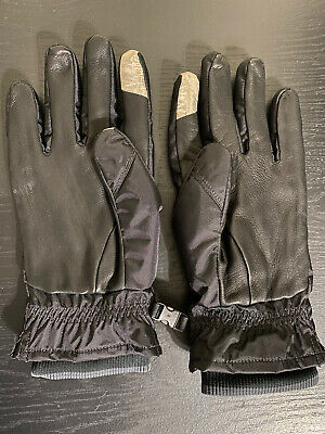 $75 • Buy New Nike Coaches Sheepskin Leather Thermal Cold Weather Football Gloves Large