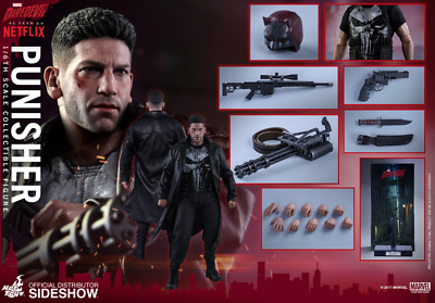 $ CDN265 • Buy Hot Toys Tms004 Marvel The Punisher Television Series Daredevil 1/6 Figure