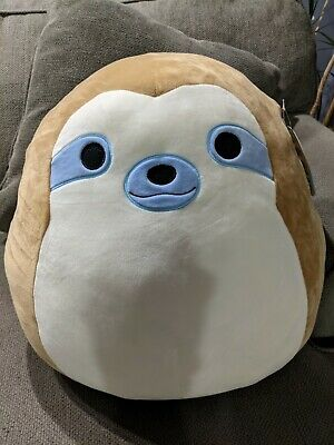 $ CDN50 • Buy Squishmallows 16  LARGE Simon Sloth Original BNWT Kellytoy Plush Pillow