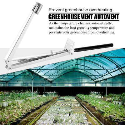 Double Spring Greenhouse Window Autovent Automatic Opener Auto Vent Green House. • 20.39£