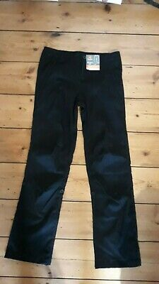 Peter Storm Stretch Fit Water Resistant Black Trousers Women Size 10 / Regular • 10£