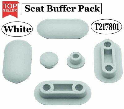 Ideal Standard T217801 Seat Buffer Pack, White • 6.89£