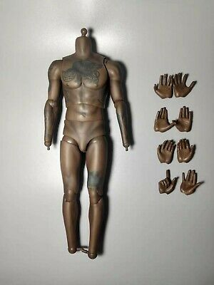 $95.99 • Buy CUSTOM 1/6 NBA Lakers LeBron James Pinnacle Nude Body With 10 PCS Hands@ENTERBAY