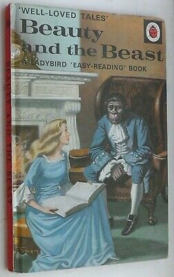 Ladybird Book,Beauty And The Beast,2'6d 12 1/2p,Well Loved Tales,Series 606D • 14.99£