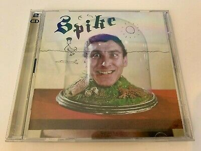 Spike Milligan - Spike. The Best Of (2 CD) • 4.50£