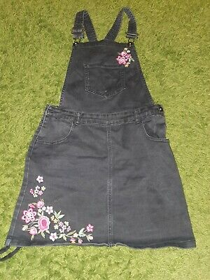 Girls George Dungarees Age 12-13 • 3£