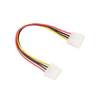 Prettyia   4Pin   IDE   Male   To   Female   Power   Supply   Extension   Cable • 2.64£