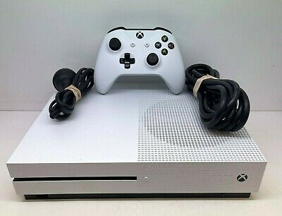 AU299 • Buy Microsoft Xbox One S 500GB - Model 1681 - White Colour