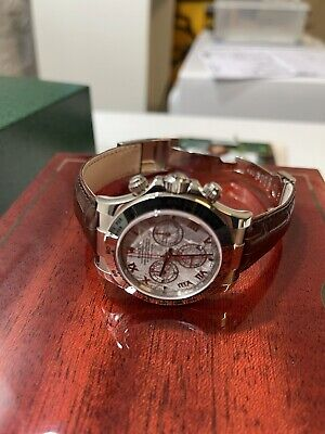 $ CDN79238.01 • Buy Rare Rolex Daytona 116519 18k White Gold With Awesome Meteorite Dial