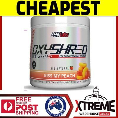 AU61.90 • Buy Ehp Labs Oxyshred Non-stim 60 Srv  // Fat Burner Loss Oxy Shred Thermogenic