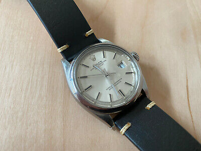 $ CDN2466.57 • Buy 1972 Rolex 1600 1601 DateJust Sigma Dial ETA 2824-2 Retrofit