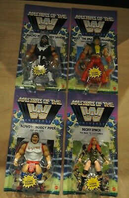 $115.99 • Buy WWE 2021 Wave 5 Masters Of The Universe Action Figures Complete Set Of 4 MOTU