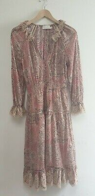 AU199 • Buy Zimmermann Paisley Dress 0