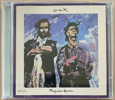 WAX UK Magnetic Heaven + American English / Rare 1997 US Import Renaissance 2-CD • 16.99£
