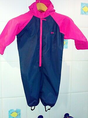 Togz Waterproof All In One Splashsuit Age 18-24 Months Lovely • 9.99£