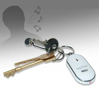 Key Finder Whistle Key Finder Flashing Beeping Remote Lost Keyfinder Locator Key • 2.99£