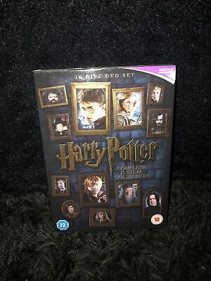 $ CDN61.35 • Buy HARRY POTTER - COMPLETE 8 Film Collection 1-8 - 16 Disc DVD Set
