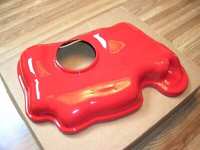 $69.95 • Buy 05-09 Ford Mustang J&L Radiator OverFlow Cover D-3 Torch Red NIB