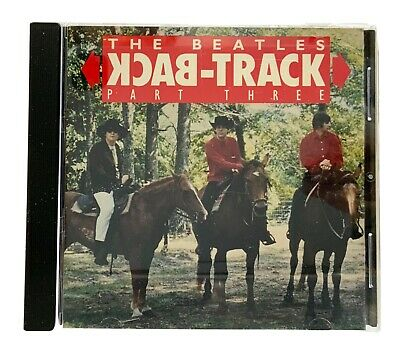 £21.78 • Buy The Beatles Back-Track Part Three- CD - CD Very Good Condition