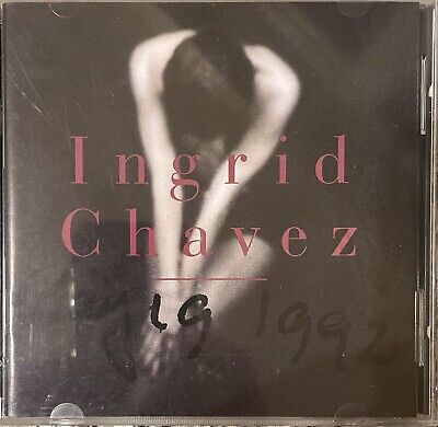 Ingrid Chavez - May 19 1992 (CD Album) Prince Related - Rare • 4.99£
