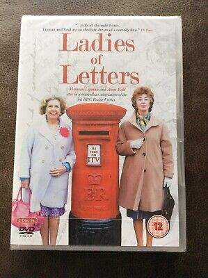 Ladies Of Letters Complete Series 1 -2 Disc -2009-new And Sealed ***rare*** • 24.99£