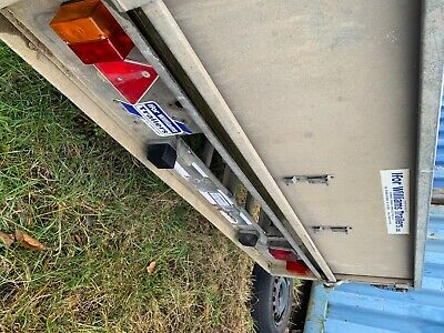 Used Ifor Williams Trailers • 1,600£