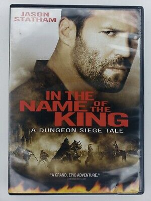 In The Name Of The King: A Dungeon Siege Tale DVD (DIR) 2007 - Jason Statham • 4.11£
