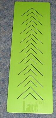 Lace Cutting  Template SIZE 2 • 1.99£