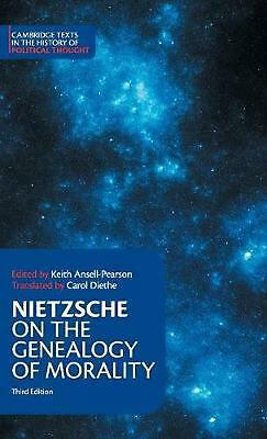 Nietzsche: On The Genealogy Of Morality And Other Writings By Friedrich Nietzsch • 92.19£