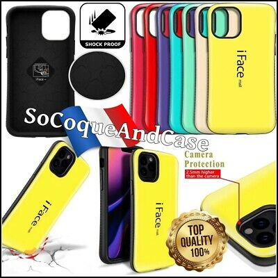 Case Cover Hybrid Shockproof IFace Mall IPHONE Case 12, 12 Pro, Max, Mini • 4.48£