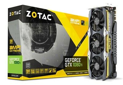 $ CDN800 • Buy ZOTAC GeForce® GTX 1080 Ti AMP Extreme